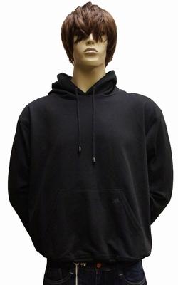"""Sweater met capuchon  """" Ahorn """"  Zwart"""