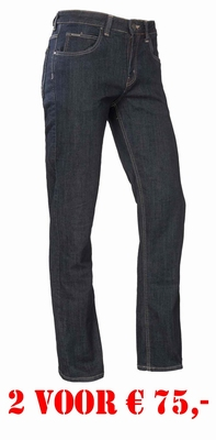 "Brams Paris stretch jeans  "" Danny ""  Ultra dark"