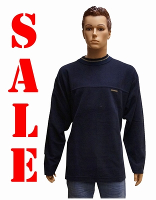 """Sweater met lange mouwen """" Donker blauw """""""