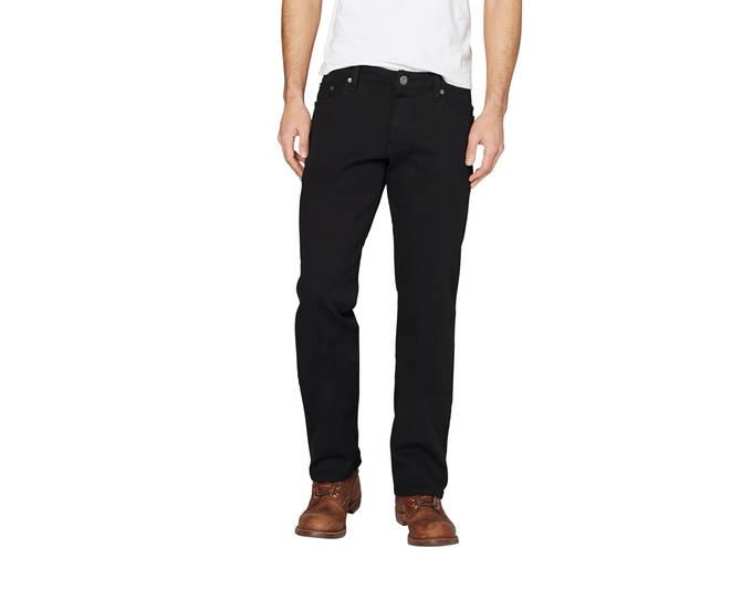 """Colorado / Oklahoma stretch jeans  """" Stan """"  Black"""
