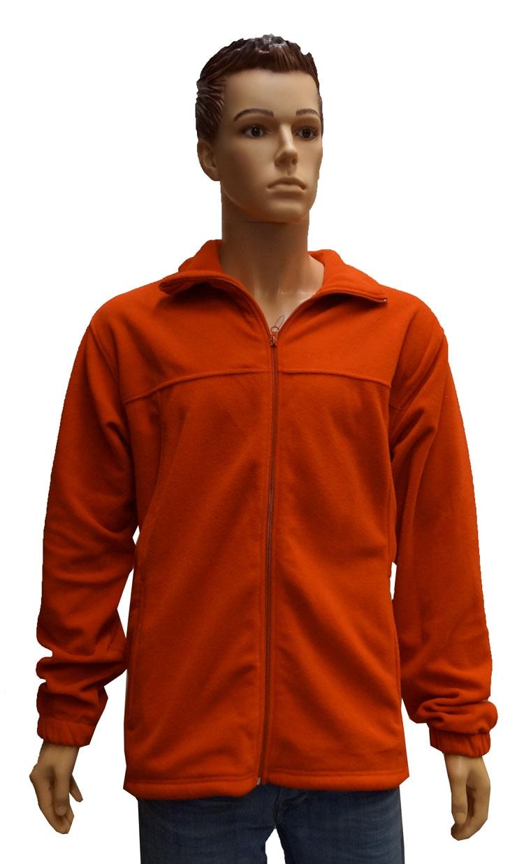 "Fleece vest  "" Rood """