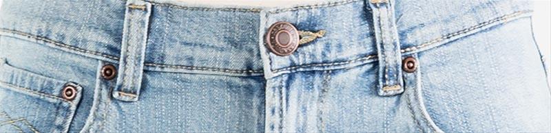 """Maskovick stretch jeans  """" A  Clinton """"  Light used"""