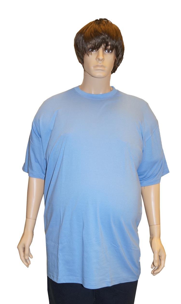 "T-shirt met korte mouwen  "" Licht blauw """