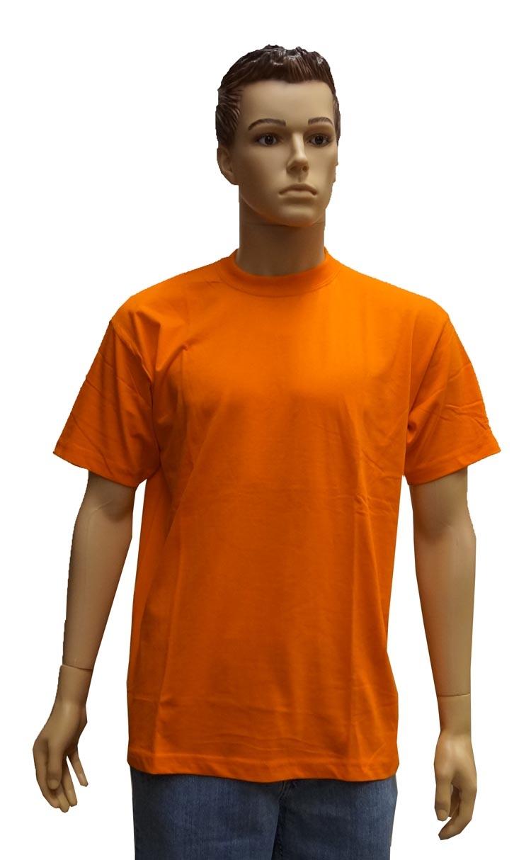 "T-shirt met korte mouwen  "" Oranje """