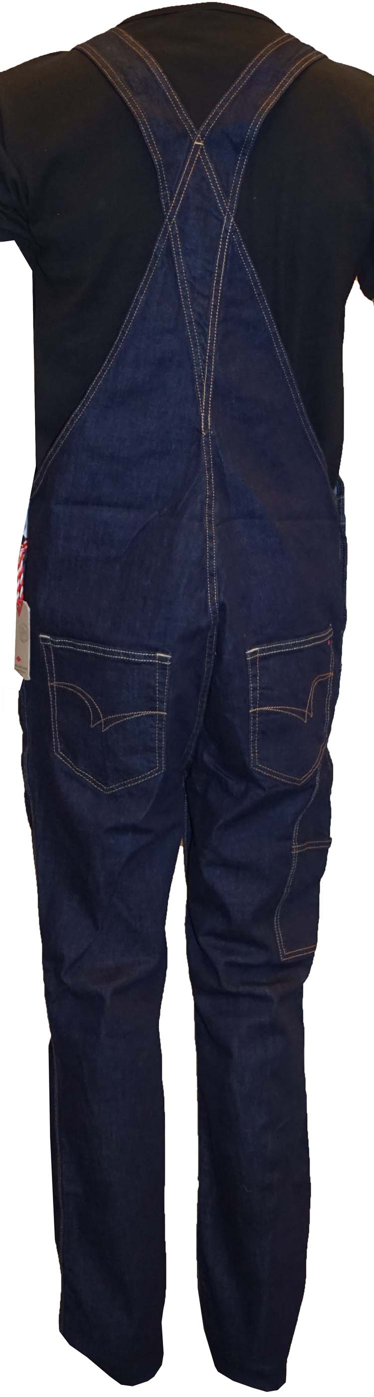 "Tuinbroek  "" Lee Cooper  ""  Ultra dark"