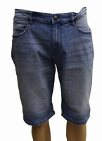 Stretch korte broek