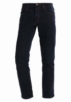 "Lee stretch jeans "" Brooklyn Straight ""  Black / blue"